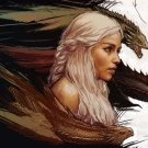 Game Of Thrones Daenerys Stormborn Wall Print POSTER Decor 32x24