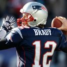 Tom Brady American Football Star Wall Print POSTER Decor 32x24