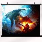 Monster Hunter Game Wall Print POSTER Decor 32x24