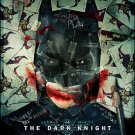 The Dark Knight Arkham City Movie Wall Print Poster Decor 32x24