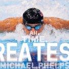Michael Phelps Swim Sports Wall Print POSTER Decor 32x24