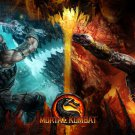 Mortal Kombat 9 Game Wall Print POSTER Decor 32x24