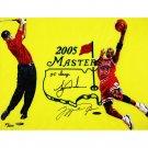 Sports Legend Michael Jordan Tiger Woods Art Poster 32x24