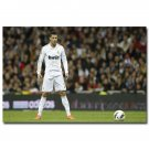 Cristiano Ronaldo Super Soccer Star Sports Art Poster 32x24