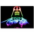 Star Wars Darth Vader Psychedeli C Trippy Fantasy Poster 32x24