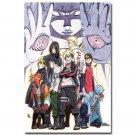 BORUTO Naturo The Movie Poster Uchiha Sasuke 32x24
