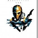 Batman Arkham City Origin Game Art Poster 32x24