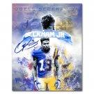 Odell Beckham NFL Football Poster 32x24