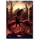 HELLSING Vampire Poster Alucard 32x24