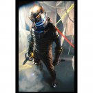 Dead Space 3 Hot Game Poster 32x24