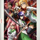 Saeko Highschool Of The Dead Japan Anime Poster Wall 32x24