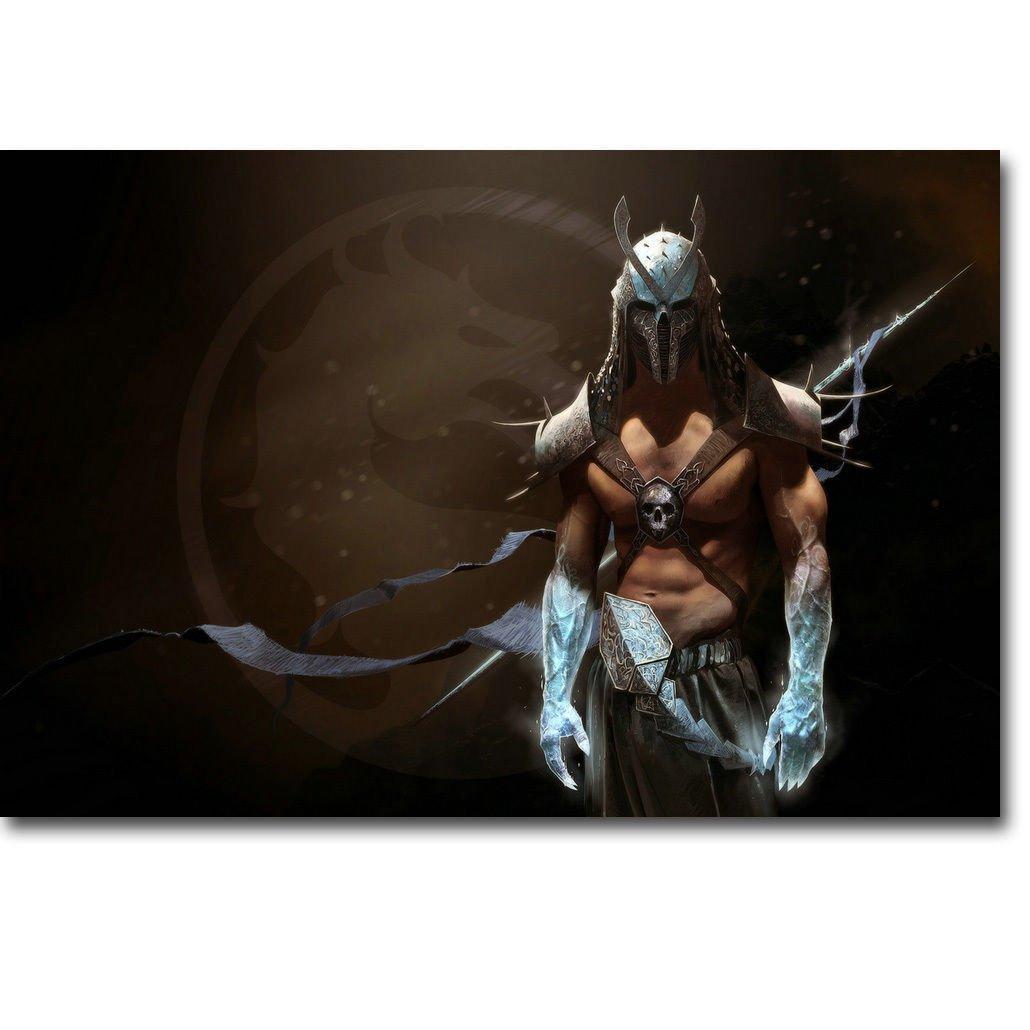 Mortal Kombat X Fighting Games Poster 32x24