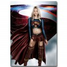 Supergirl And The Flash Superheroes New TV Series Poster 32x24