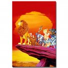 The Lion King Movie Poster 32x24