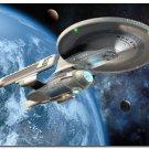 Star Trek Movie Art Poster 32x24