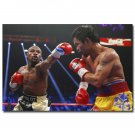 Manny Pacquiao VS Floyd Mayweather Art Poster Boxing Sport 32x24