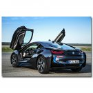 BMW I8 Concept Supercar Art Poster Picture 32x24