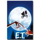 E T The Extra Terrestrial Movie Poster 32x24