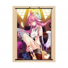 No Game No Life Jibril Sexy Anime Girls Poster Wall 32x24