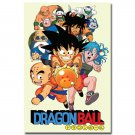 Dragon Ball Z Anime Wall Poster Goku 32x24
