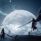 Final Fantasy XV 15 Games Art Poster Living Room Decor 32x24