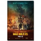 Mad Max Fury Road Movie Wall Poster 32x24