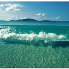 Sea Beach Ocean Art Poster Wall Pictures For Living Room 32x24
