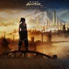 Avatar The Legend Of Korra Anime Cartoon Movie Art Poster 32x24