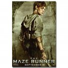 The Maze Runner Movie Art Poster Newt 32x24