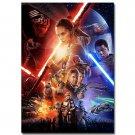 Star Wars 7 The Force Awakens Movie Poster Skywalker 32x24