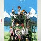 Digimon Adventure Tri Anime Poster Wall Room Decor 32x24