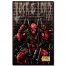 Deadpool Comic Book Cover Poster 32x24