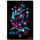 Mr Robot TV Series Poster Elliot Alderson 32x24