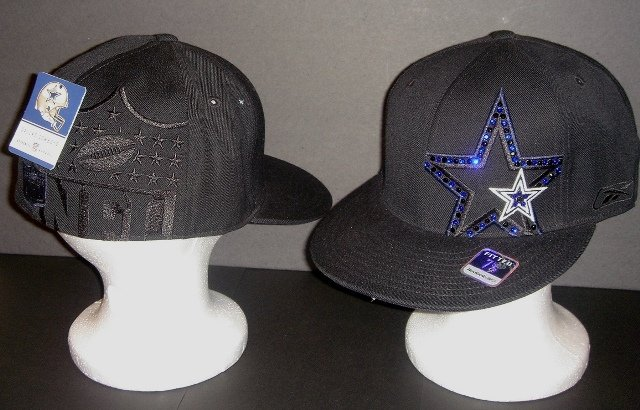Fitted Cowboys Hat