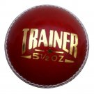 New Red Trainer 156 GM MCC Regulation leather cricket balls pack of 6 best for T20 match
