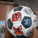 NEW KB KING FOOT BALL CLUB RED COLOURE SOCCER BALL