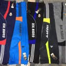 Men's Adidas Real Madrid Football Soccer Training Pants Sport Gym Athletic Casual Trousers size l