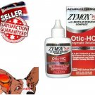 Zymox Otic PLUS Enzymatic Solution 1% Hydrocotisone Dogs/Cats Ear Treatment Otitis 1.25oz UK SELLER