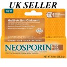Neosporin + Pain, Itch, Scar Antibiotic Ointment, 1 Oz*UK SELLER*
