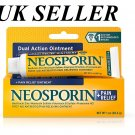 Neosporin + Pain Relief Dual Action Ointment, FIRST AID 1 OzUK SELLER*