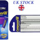 Compound W Wart Verruca Plantar Remover Fast Acting Maximum Strength GEL *UK SELLER*