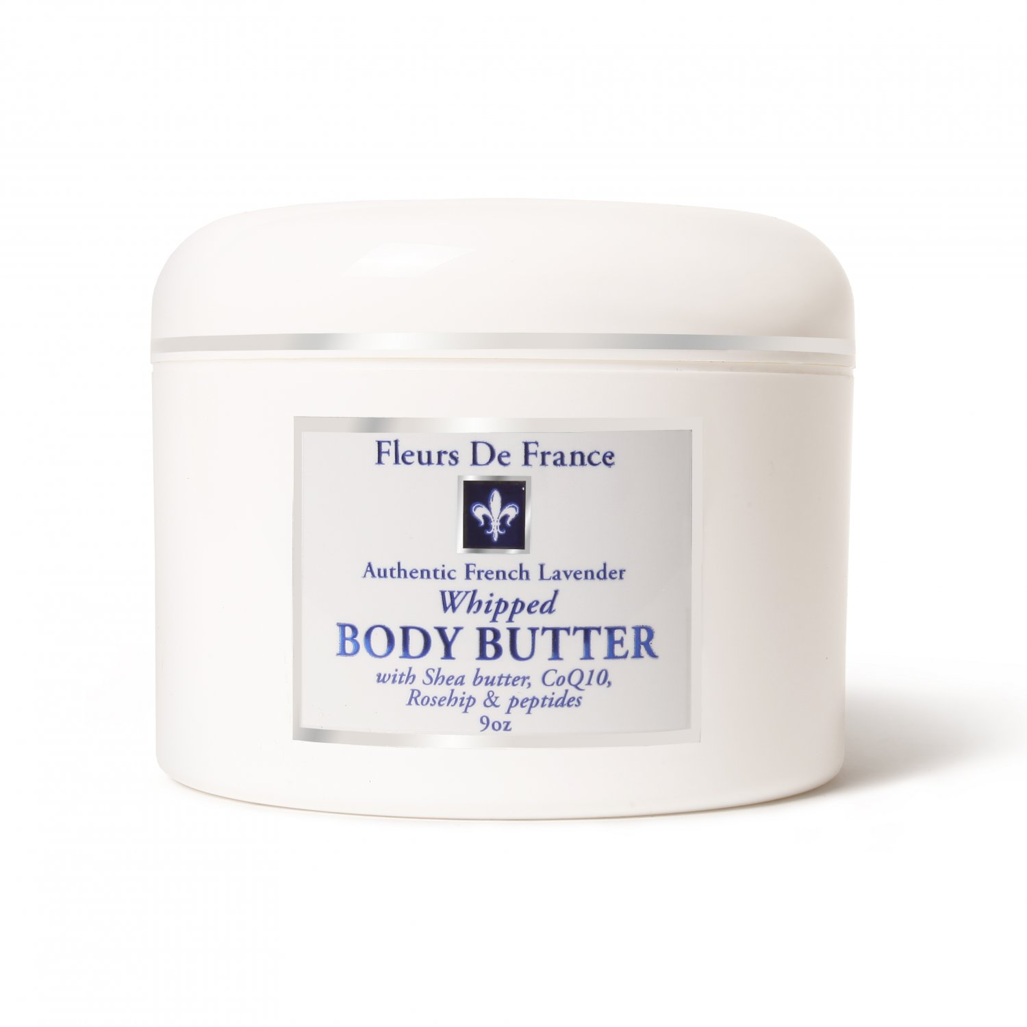 Pure Lvender Butter Butter with Marine Collagen and CoQ10