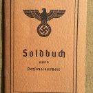 Heer Soldbuch ( Wehrmacht )