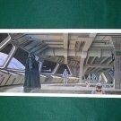 Vintage Star Wars Art 1980 ESB Ralph McQuarrie Portfolio Print #14 Darth on Death Star