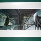 Vintage Star Wars Art ROTJ Ralph McQuarrie Print #13 Darth Vader & At-AT Premium Print