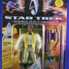 "Star Trek Generations 1994 – Lt Commander Worf ""19th Century Outfit"" - MINMP"