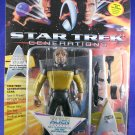 "Star Trek Generations 1994 –Lieutenant Commander Worf ""1701-D"" Playmates - MINMP"