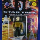 "Star Trek Generations 1994 Lieutenant Commander Data ""1701-D"" - Playmates - MIMP"