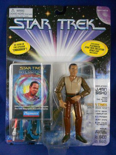 Star Trek � DS9 1995 Episodes Series Commander Benjamin Sisko - Playmates MINMP