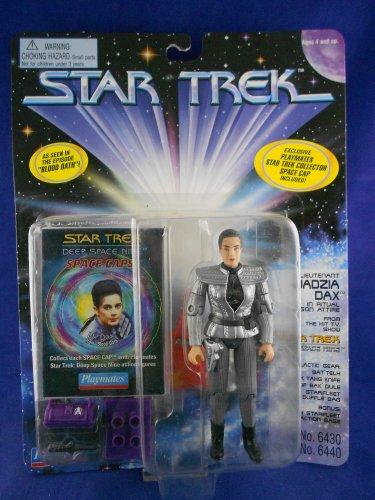 Star Trek � DS9 1995 Episodes Series � Dax �Klingon Ritual � - Playmates - MINMP